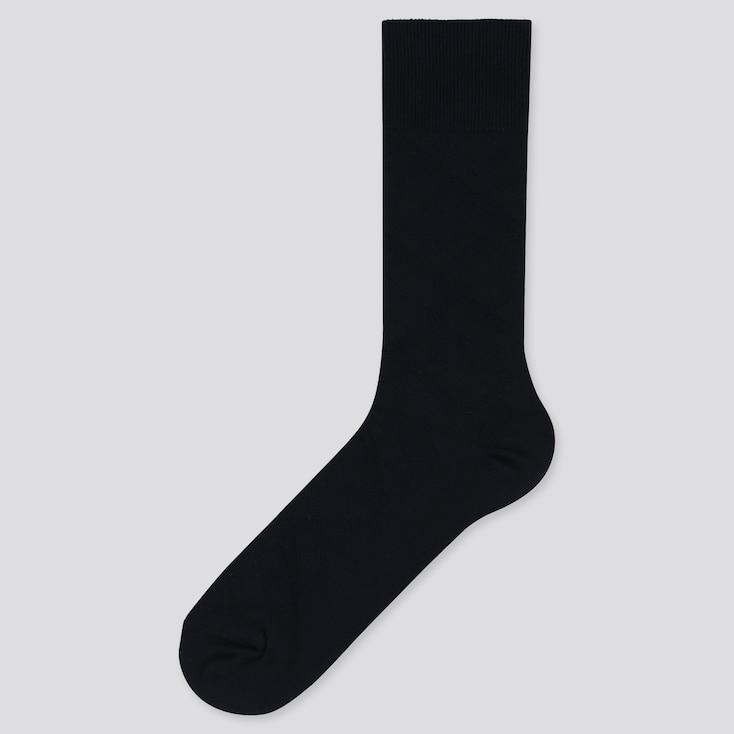 MEN SUPIMA® COTTON LINKS SOCKS, NAVY, large