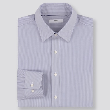 CAMICIA EASY CARE CLASSICA A RIGHE UOMO