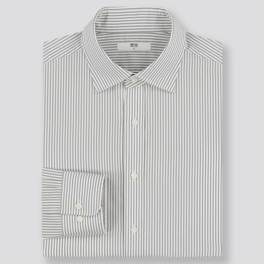 MEN EASY CARE REGULAR FIT STRIPED SHIRT