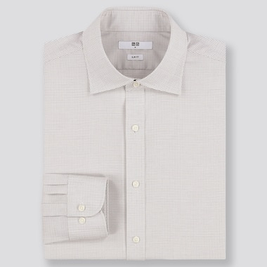 CAMICIA EASY CARE A QUADRI SLIM UOMO