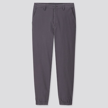MEN EZY JOGGER PANTS, DARK GRAY, medium