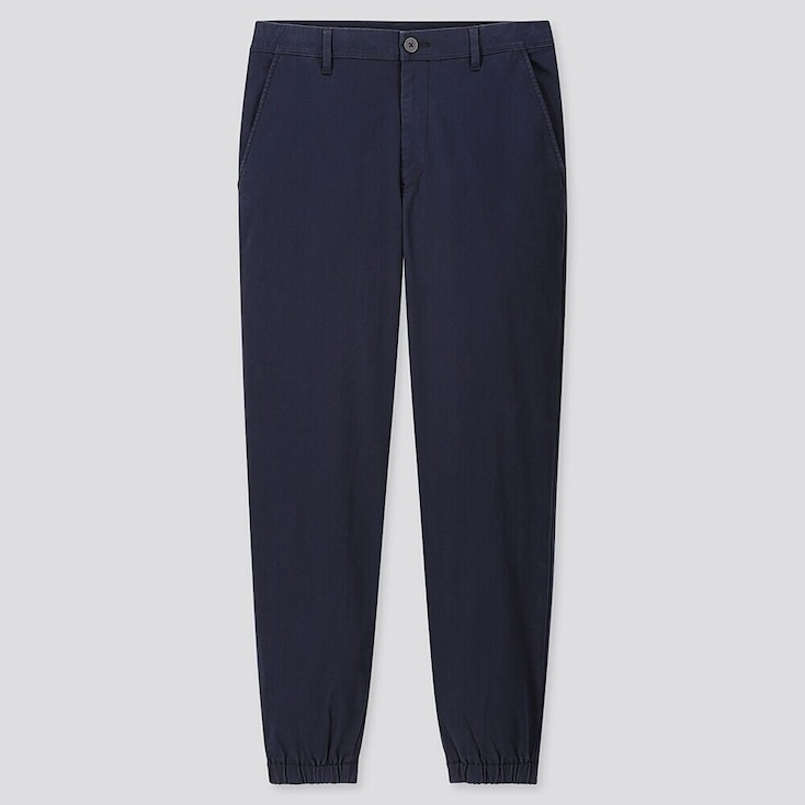 "Men Ezy Jogger Pants (Tall 31"") (Online Exclusive), Navy, Large"