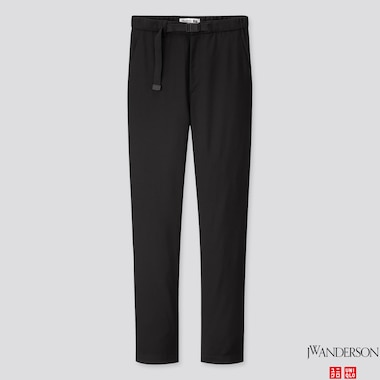 WOMEN STRAIGHT PANTS (JW ANDERSON), BLACK, medium