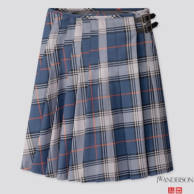 Women Jw Anderson Pleated Skirt  (3) by Uniqlo