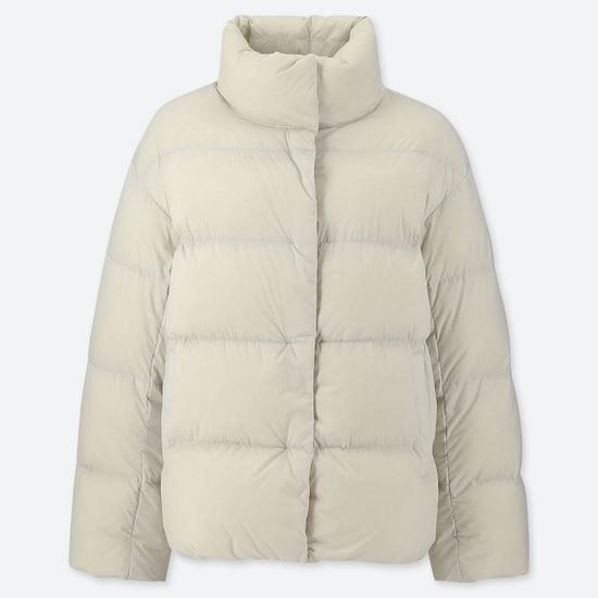 Women Ultra Light Down Cocoon Silhouette Jacket (30) by Uniqlo