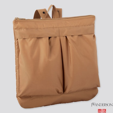 REVERSIBLE 2-WAY BAG (JW ANDERSON), BROWN, medium