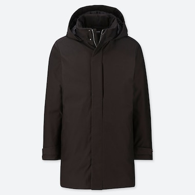MEN HYBRID DOWN COAT