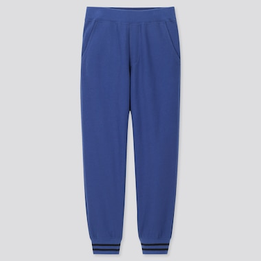 KIDS SWEATPANTS, BLUE, medium