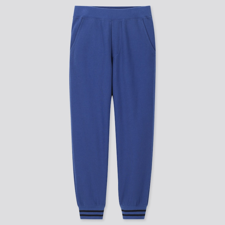 KIDS SWEATPANTS, BLUE, large