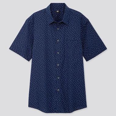 387e79d60295 Men's Casual Shirts: Linen, Cotton, Oxford, Denim & More | UNIQLO US