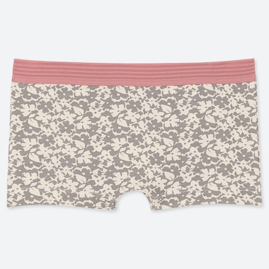 DAMEN PANTIES MIT BLUMENPRINT