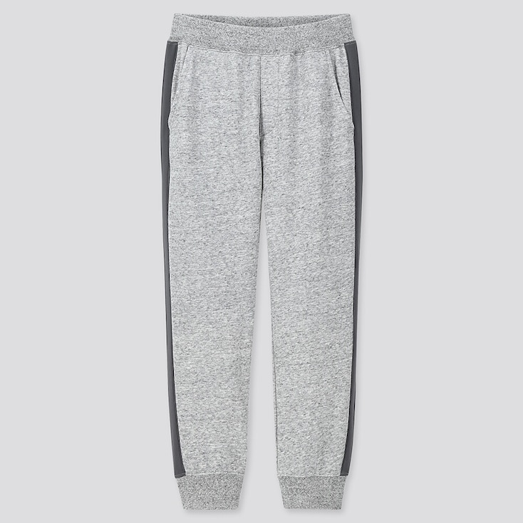 Kids Sweatpants, Gray, Large