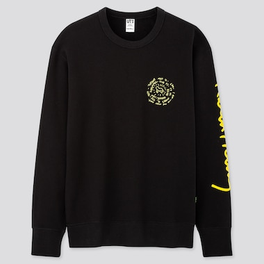 MEN KEITH HARING PARTY OF LIFE UT GRAPHIC SWEATSHIRT