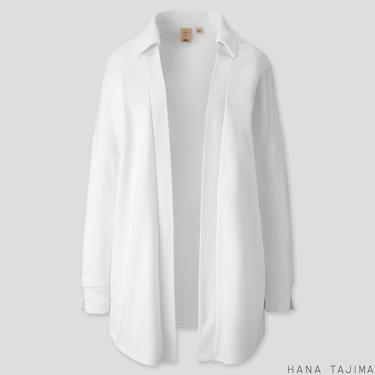 Women Soft Touch Long Sleeve Cardigan (Hana Tajima) by Uniqlo