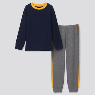 KIDS ULTRA STRETCH SWEAT LOUNGE SET