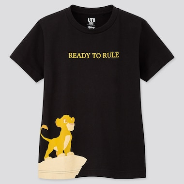 UT THE LION KING T-SHIRT GRAPHIQUE ENFANT