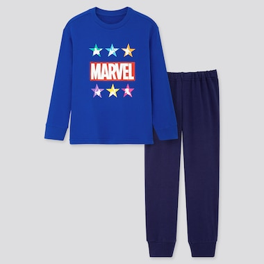 KIDS MARVEL UT GRAPHIC ULTRA STRETCH SWEAT SET
