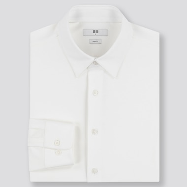 MEN EASY CARE JERSEY SLIM FIT SHIRT (REGULAR COLLAR)