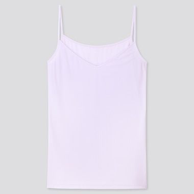 Women Airism Camisole, Light Purple, Medium