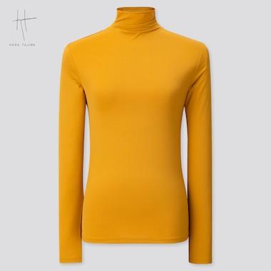 Women Hana Tajima High Neck Long Sleeved T-Shirt