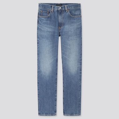 Men Classic Fit Jeans, Blue, Medium