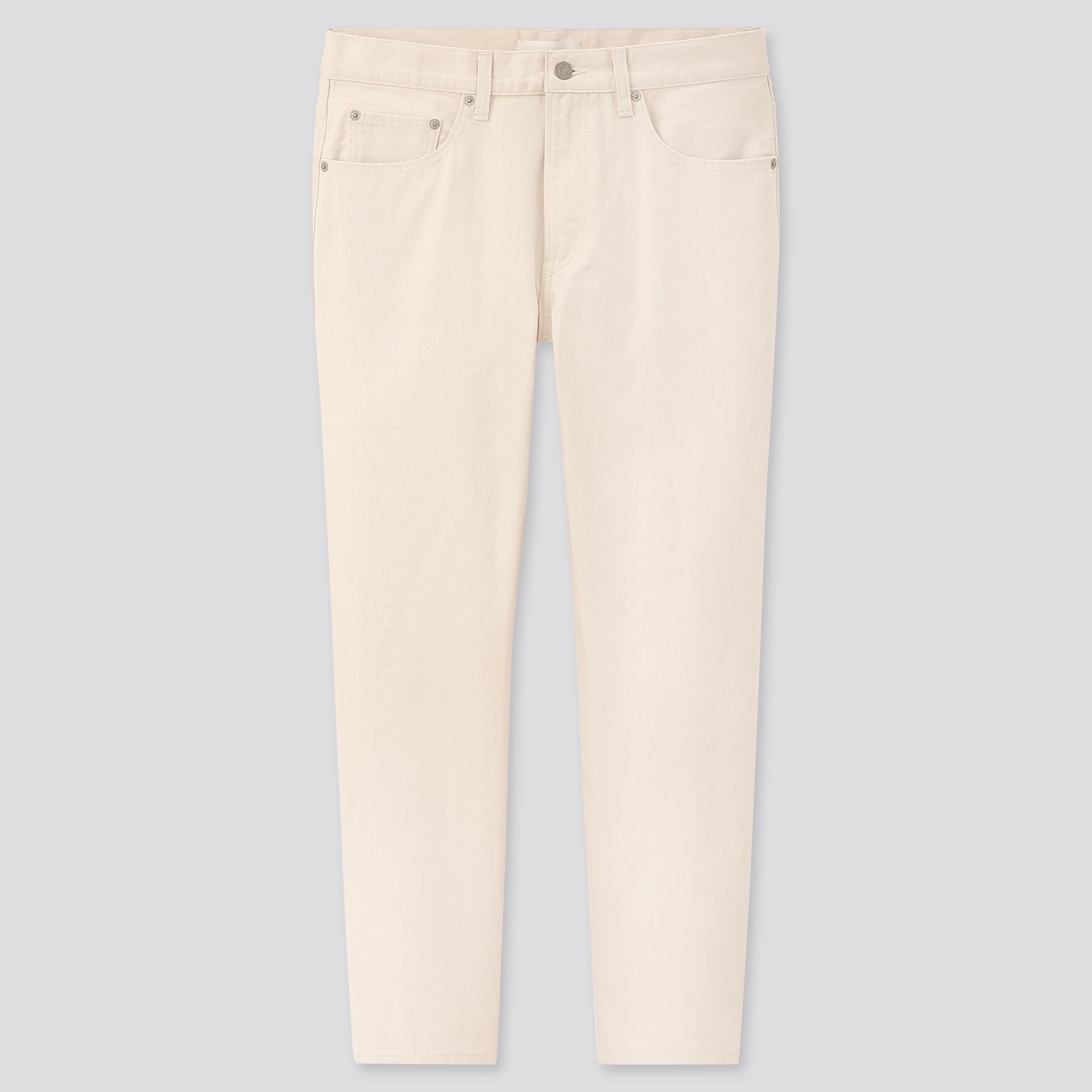 Men Regular Fit Tapered Jeans