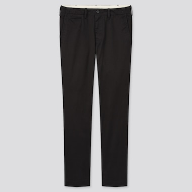 Cotton Vintage Regular Fit Chino Trousers