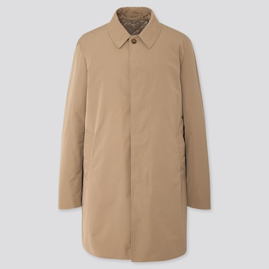 MEN SINGLE BREASTED COAT