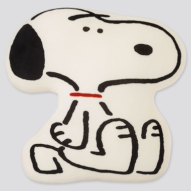 PEANUTS YU NAGABA CUSHION (ONLINE EXCLUSIVE), OFF WHITE, medium