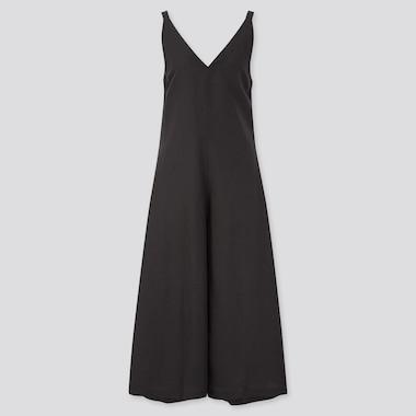 Damen Leinenmix Jumpsuit