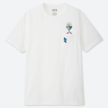 UT THE GAME PIXELS T-SHIRT GRAPHIQUE HOMME