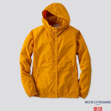 WOMEN PARKA (INES DE LA FRESSANGE), YELLOW, medium