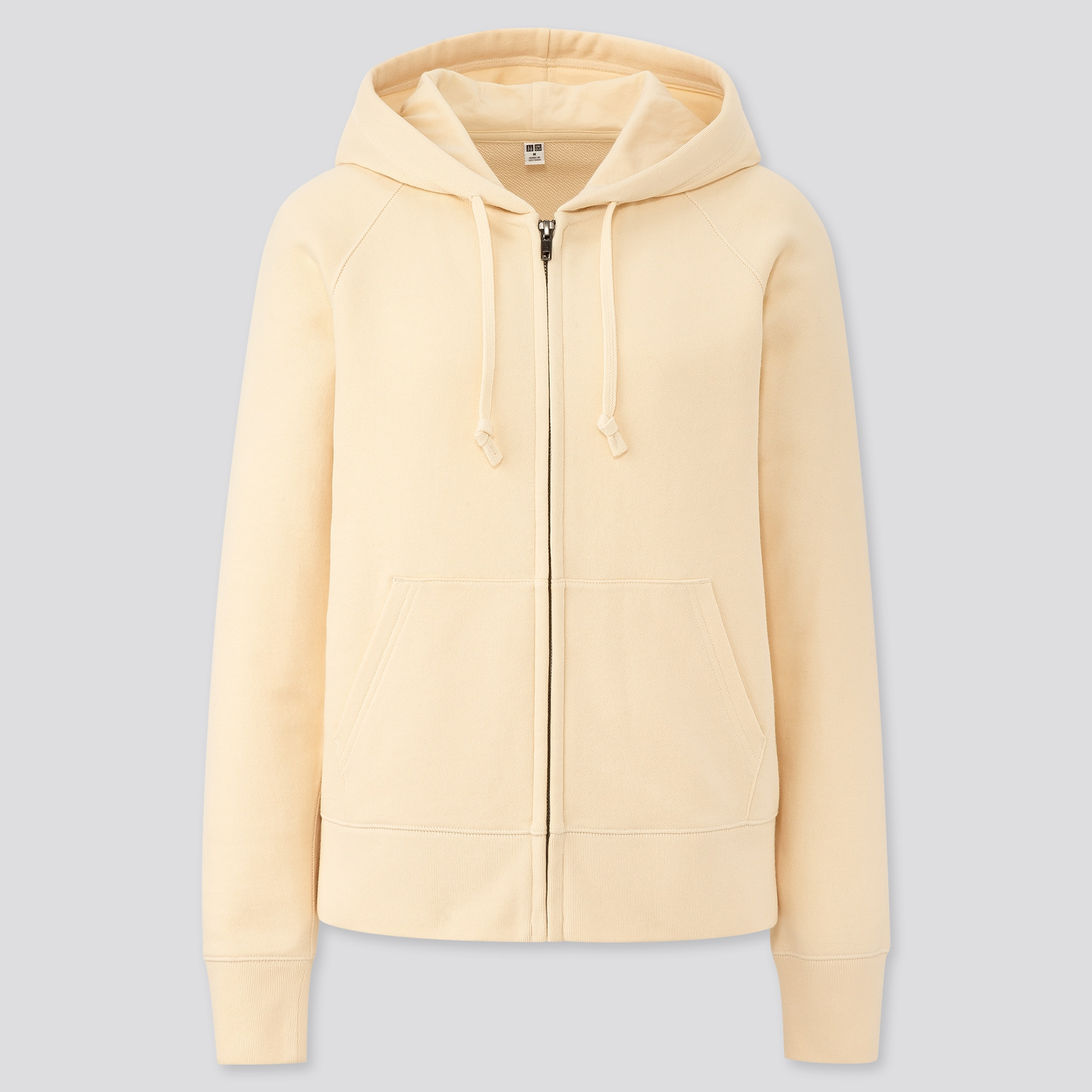 WOMEN SWEAT LONG-SLEEVE FULL-ZIP HOODIE