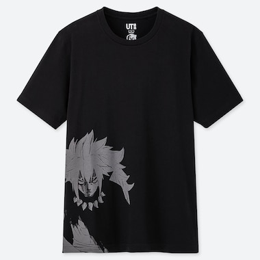 MEN FAIRY TALE MANGA UT GRAPHIC T-SHIRT