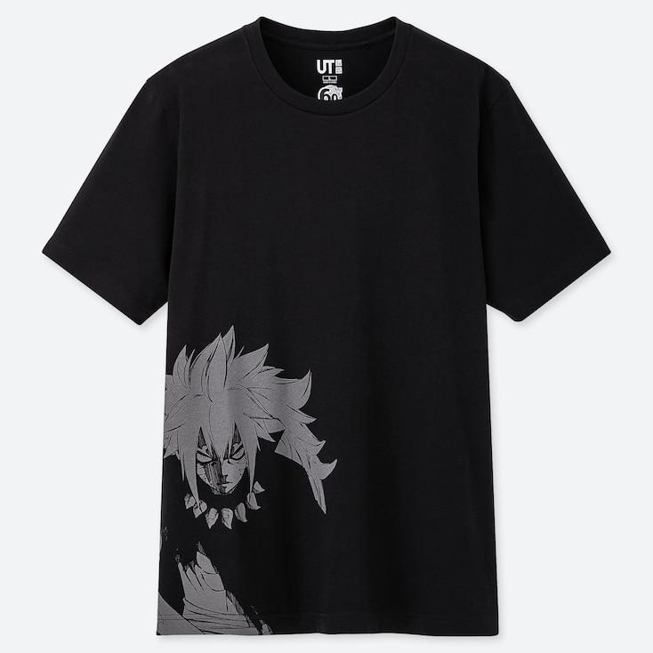 herren-ut-bedrucktes-t-shirt-fairy-tale-manga by uniqlo