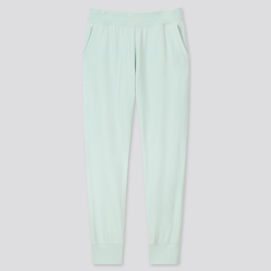 Women Ultra Stretch Pants, Light Green, Medium