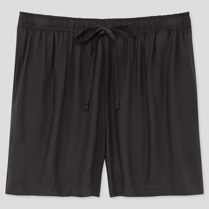 Women Relaco Shorts, Black, Large