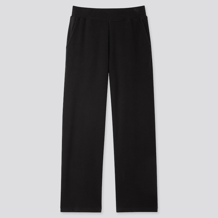 Women Ultra Stretch Pants, Black, Large
