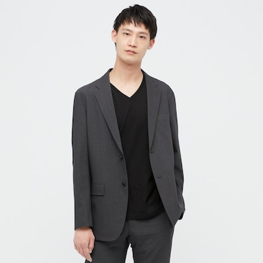 Men Supima© Cotton V-Neck Short-Sleeve T-Shirt, Black, Medium