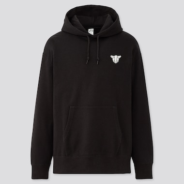 Men Urban Walls UT Graphic Hoodie
