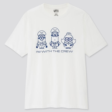 Men Minions 2 UT Graphic T-Shirt