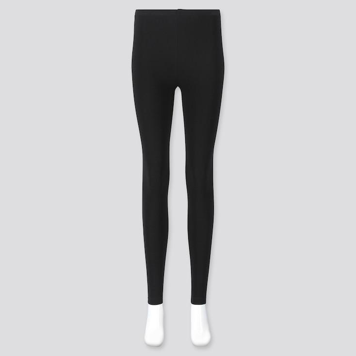 Women Leggings, Black, Large