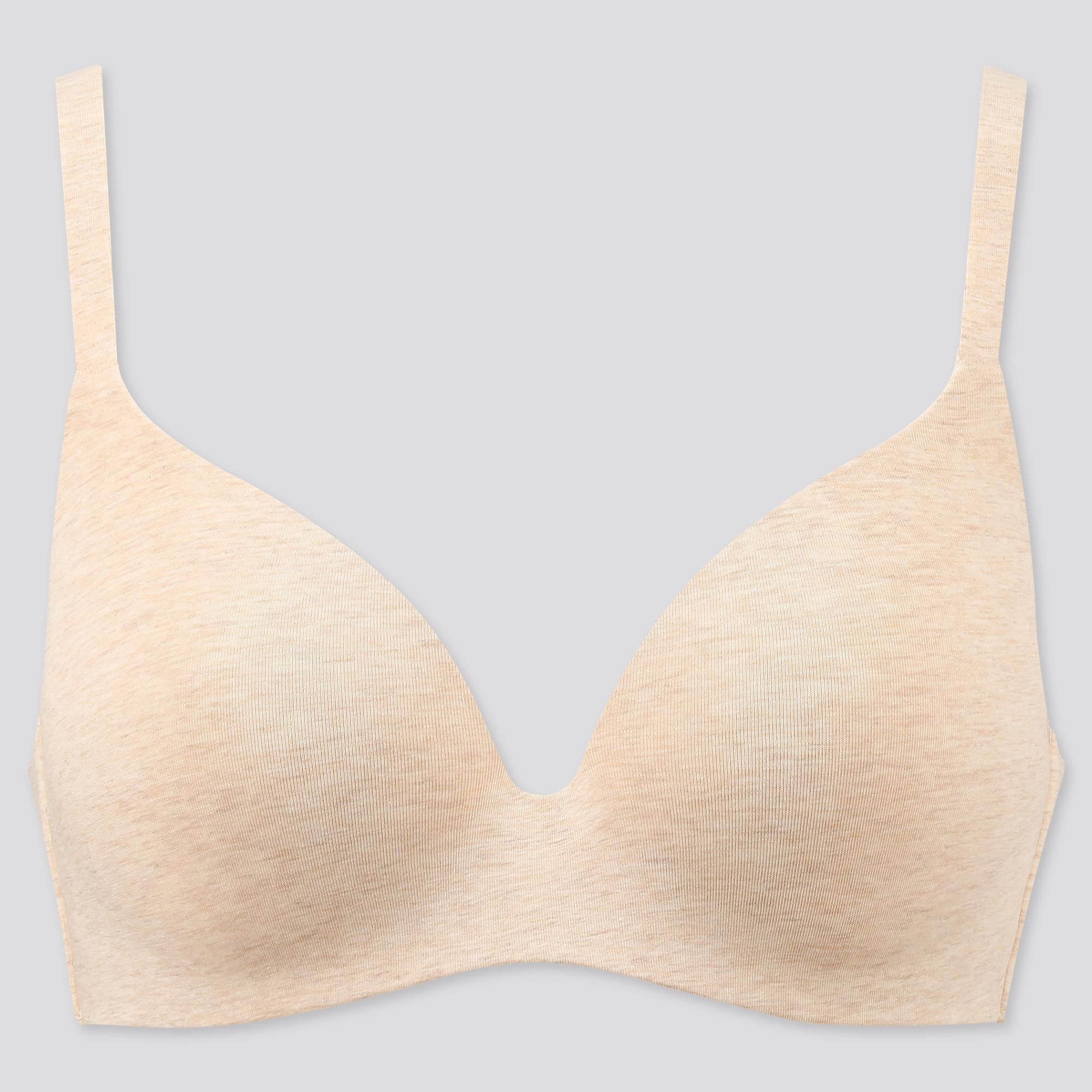 women beauty light wireless bra (cotton)