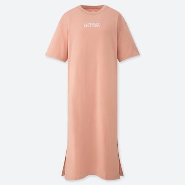 DAMEN UT BEDRUCKTES T-SHIRT-KLEID RISE AGAIN BY VERDY
