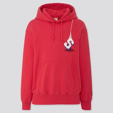 MEN MARVEL UT GRAPHIC HOODIE