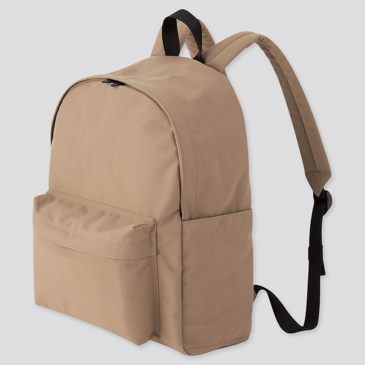 Backpack, Beige, Large