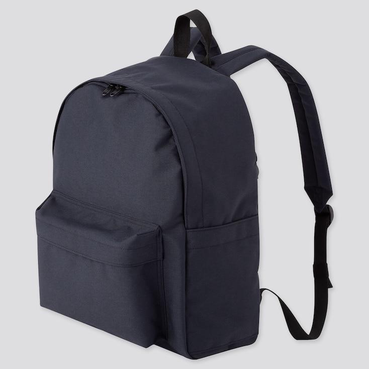 Backpack, Navy, Large