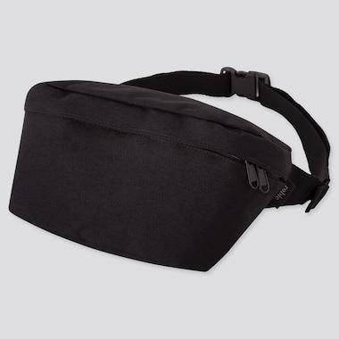 Single Strap Backpack, Black, Medium