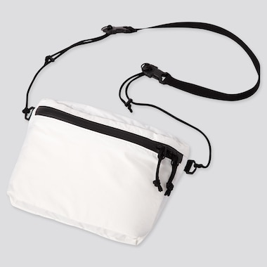 Lightweight Fanny Bag, White, Medium