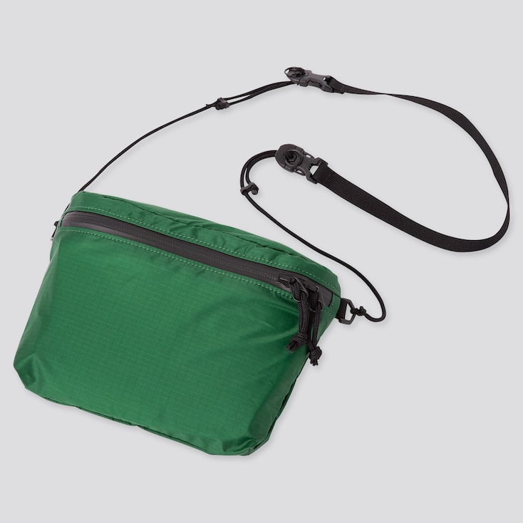 Lightweight Fanny Bag, Green, Large